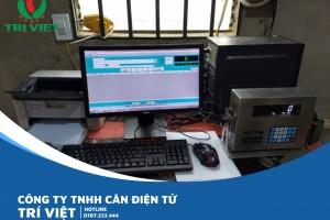 Tổng hợp các cân điện tử 40 tấn, 60 tấn, 80 tấn, 100 tấn tại Trí Việt