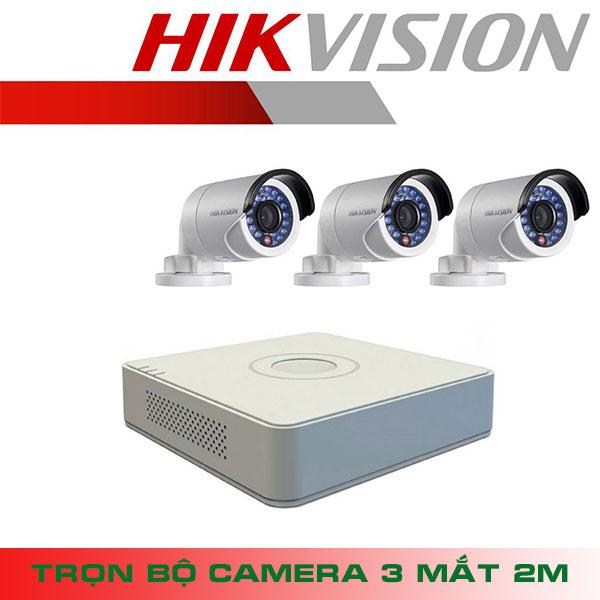 Gói camera 3 mắt Full HD