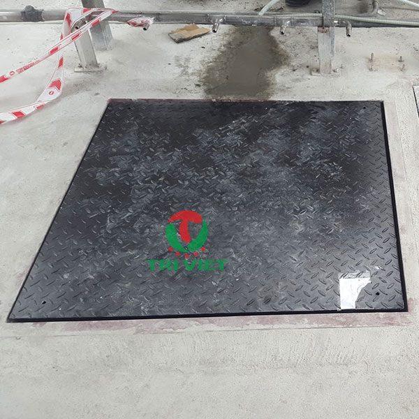 cân sàn điện tử thiết kế chìm