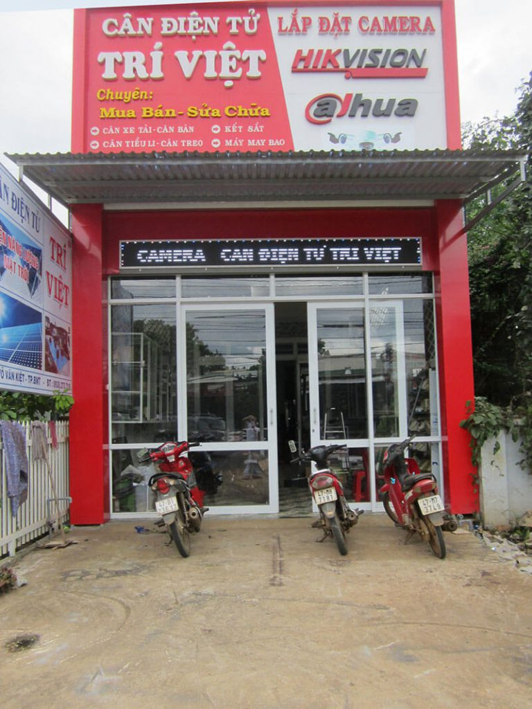 Công ty TNHH Cân Điện Tử Trí Việt